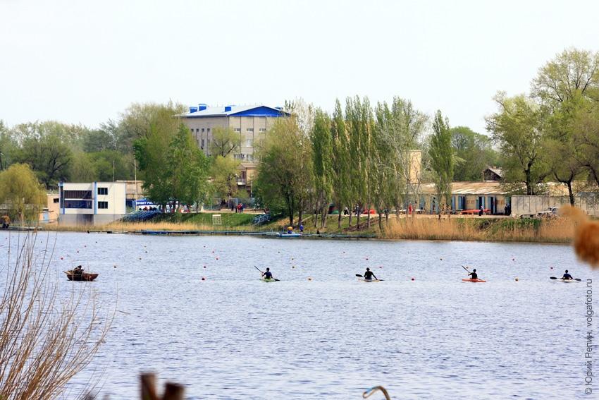 Озеро Сазанка