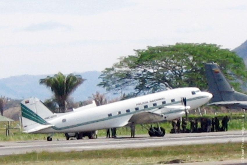 Колумбийская авиация