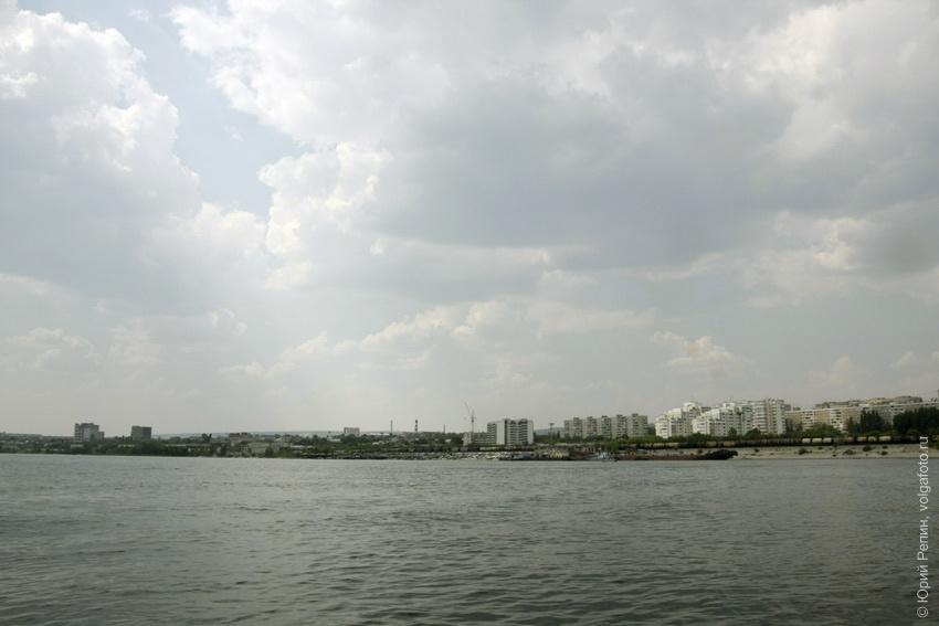 Саратов с Казачьева острова