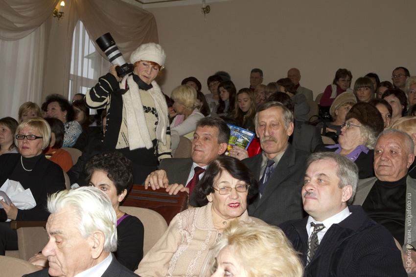 Встреча главы района с прессой