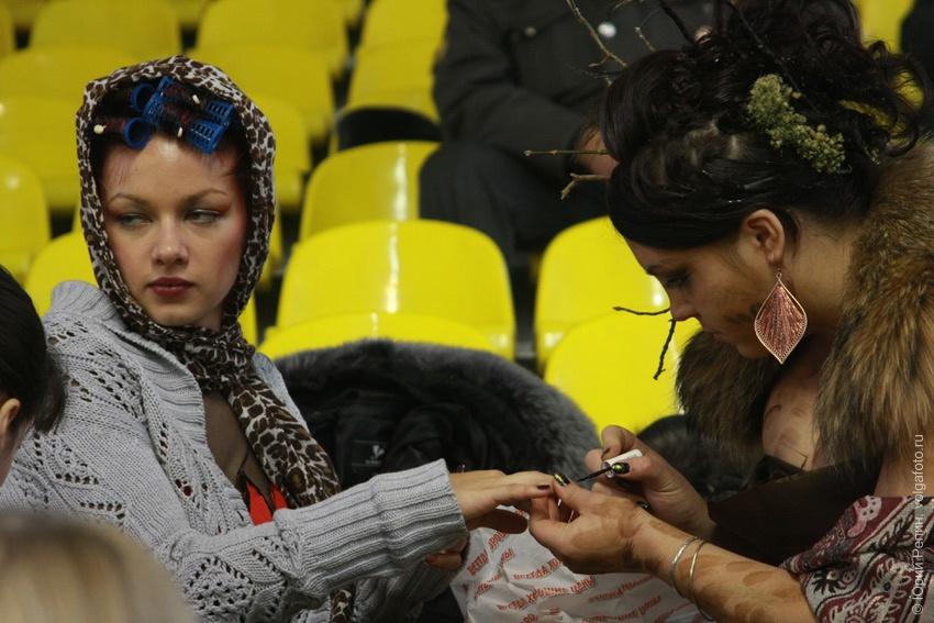 Фестиваль красоты «Волга Бьюти – Саратов 2011»