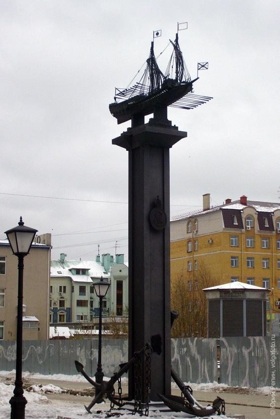 Казань поздняя осень 2011
