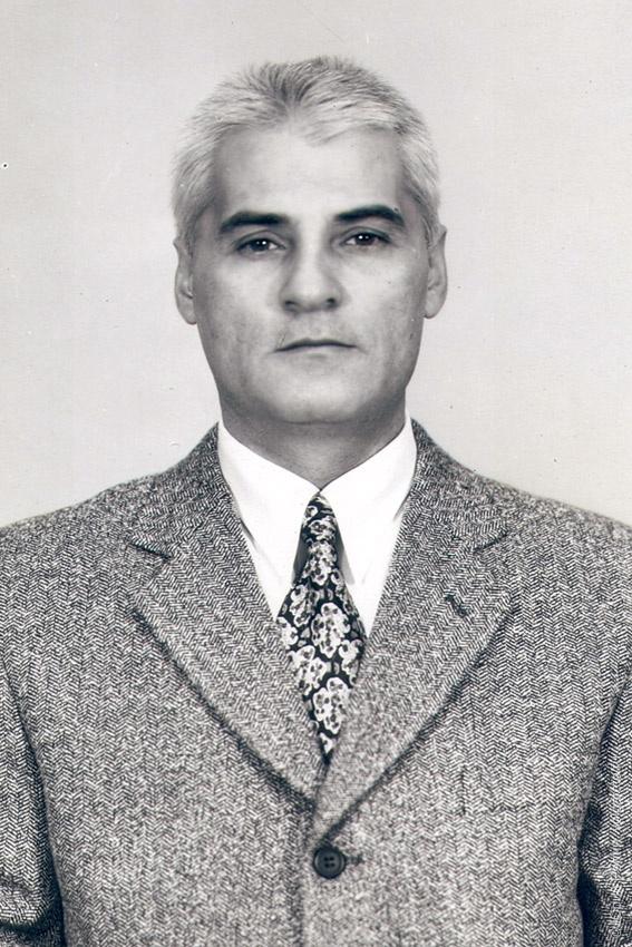Лысенко Георгий Сапибулович, руководитель спортклуба «Ника»
