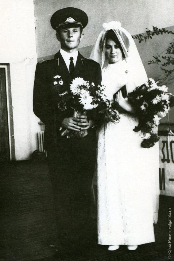 Свадьба 70 гг. ХХ века