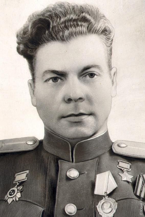 Пономаренко Виктор Иванович (05.08.1915 – 01.09.2005), Герой Советского Союза
