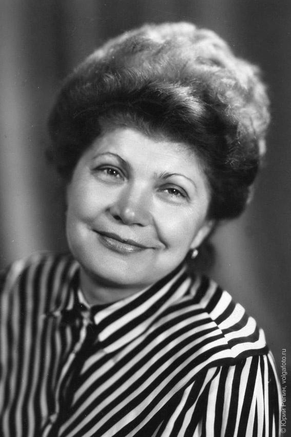 Радченко Валентина Андреевна, бывший председатель Энгельсского горплана