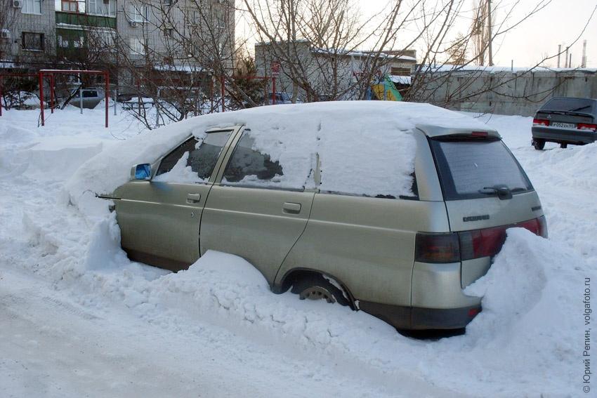 Авто-подснежники