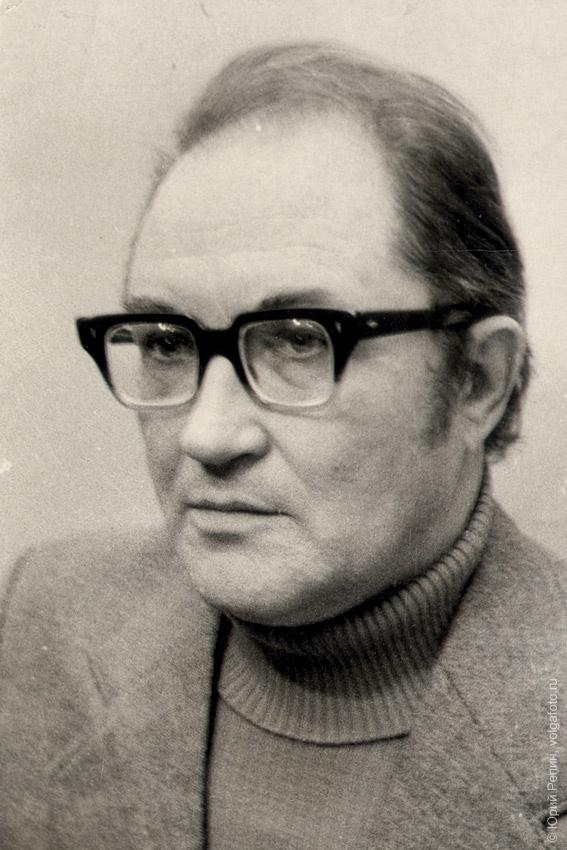 Фёдоров Николай Ульянович  (26.10.1923 – 02.08.2007)