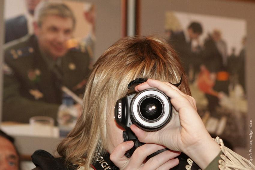 Девушки фотографы
