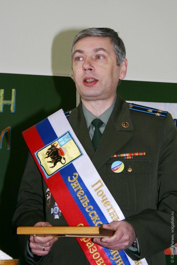 Шаргин Юрий Георгиевич, лётчик-космонавт РФ, Герой России