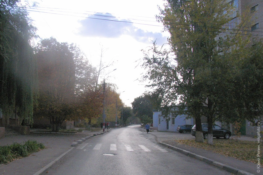 Ул. Халтурина (Саратовская)