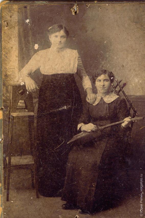 Покровчанки начало ХХ века