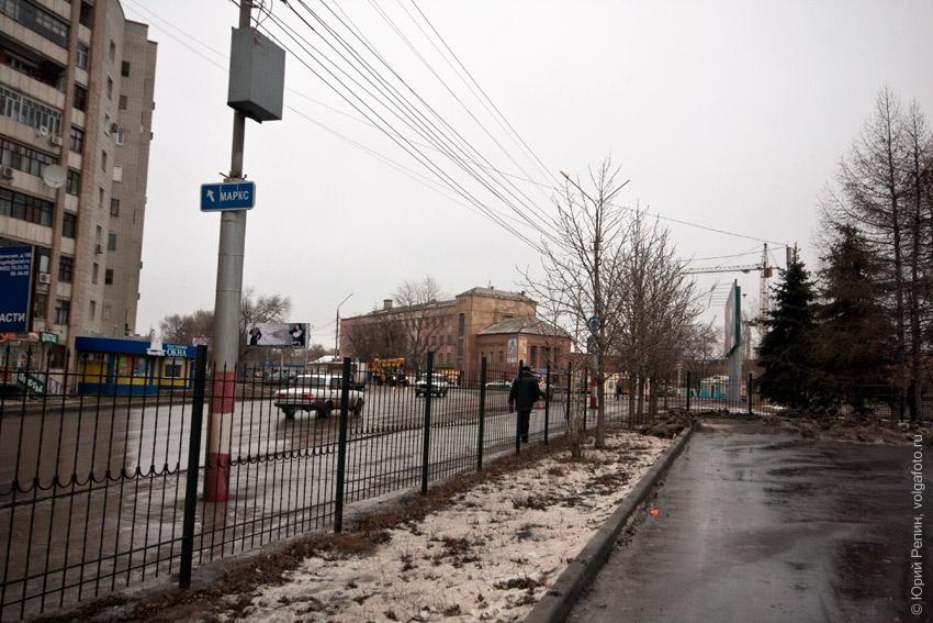 Район улиц Полиграфической и Тельмана
