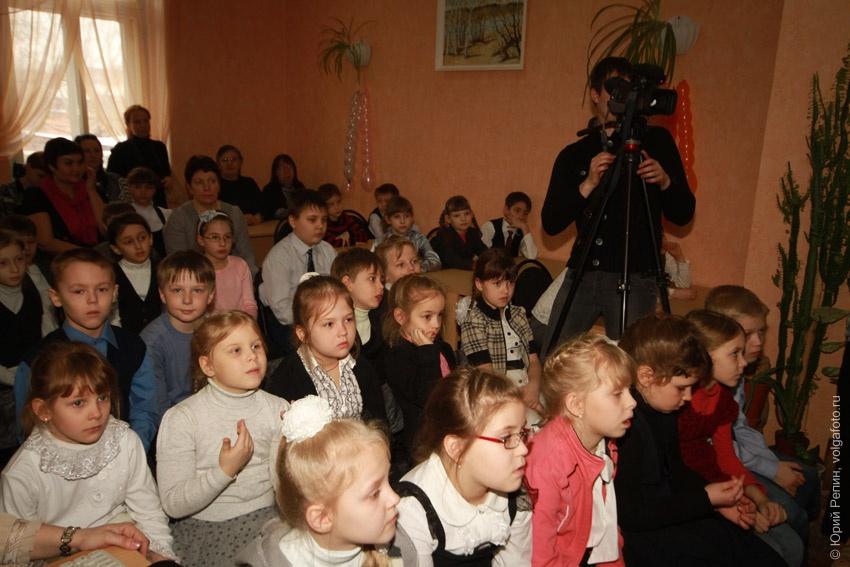 Международный день детской книги в г. Энгельсе