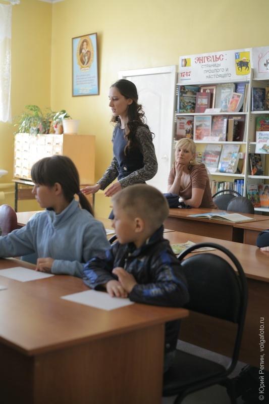 130-летие Корнея Чуковского в библиотеке за вокзалом