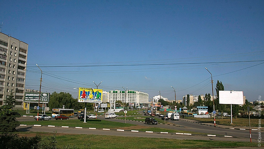 Ретроспектива улицы Камышевой-Тельмана