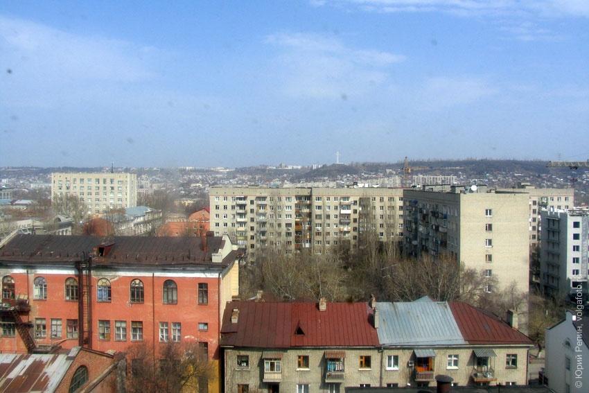 Саратов весной 2008