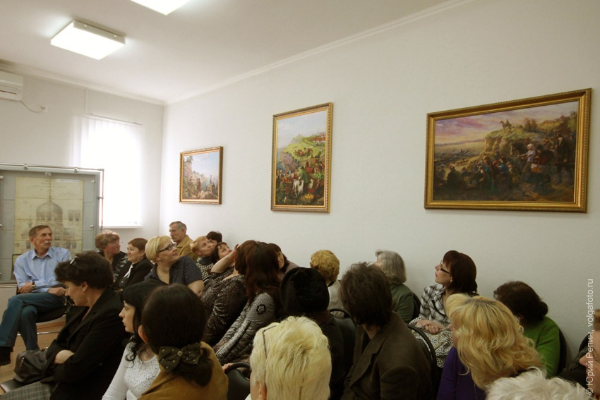 Церковная жизнь Покровска в XIX – начале XX вв.