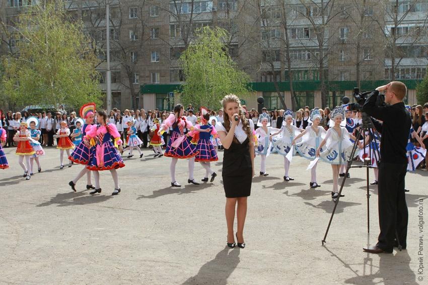 Торжественная церемония присвоения имени  П.А. Столыпина МБОУ СОШ № 33