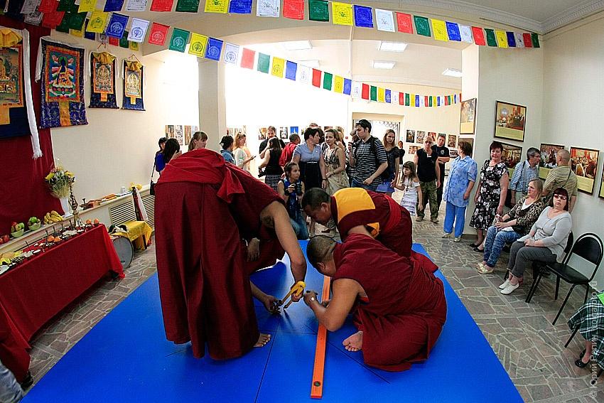 «Дни тибетской культуры» в Энгельсе
