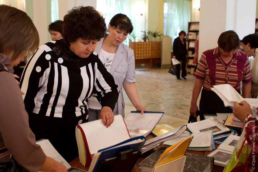 """Лучший библиотекарь 2011 в """"День библиотек"""""""