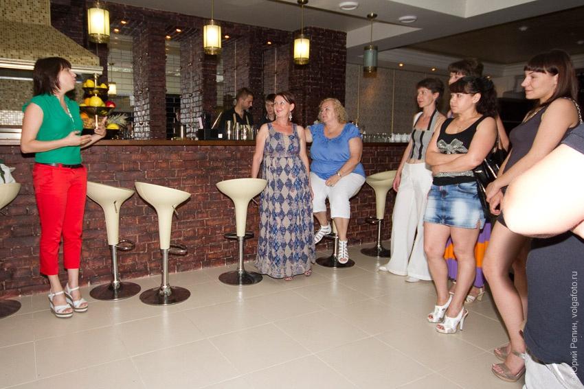 Ресторан Cosa Nostra  в день России