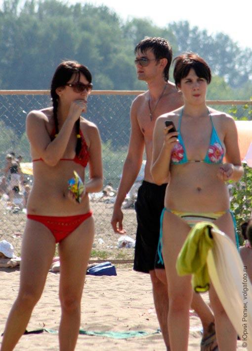 Пляж 2008