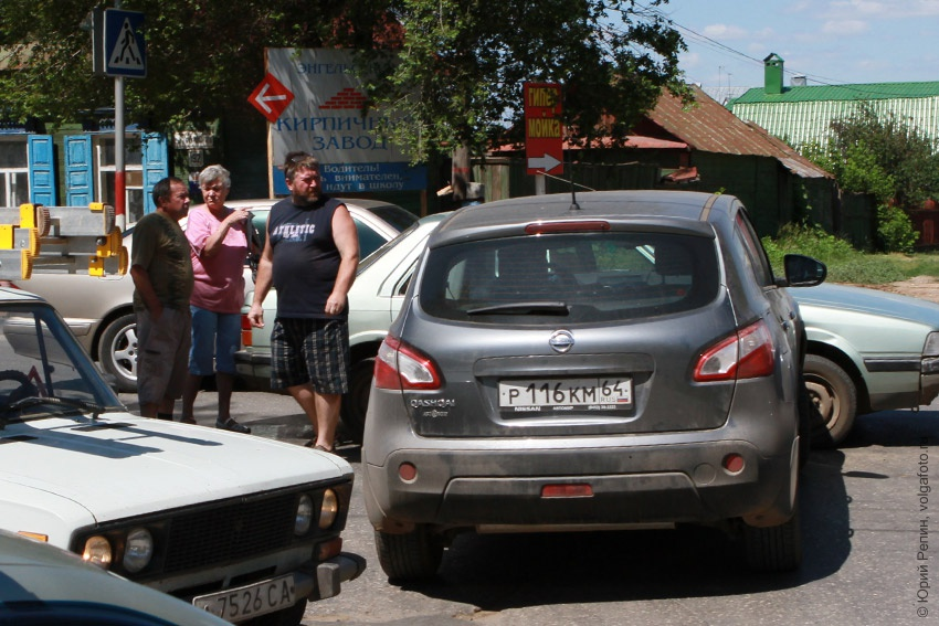 Аварии на ул. Маяковской