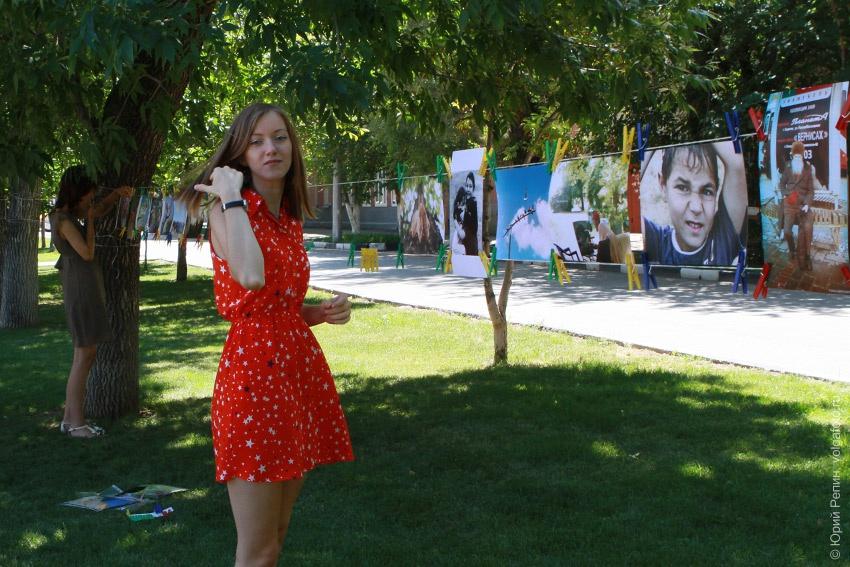 День Молодежи в городе Энггельсе