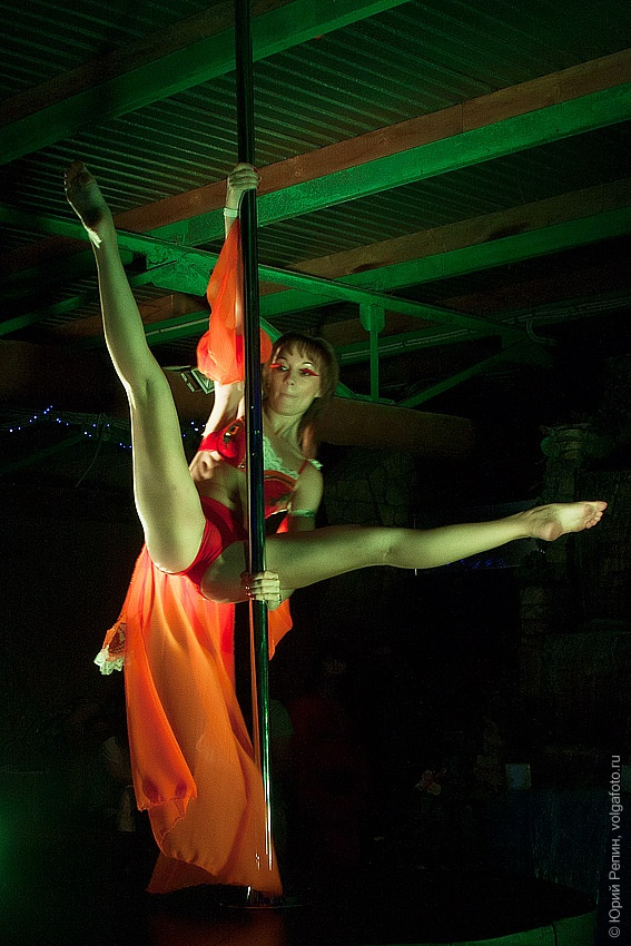 Miss and Mister Pole dance