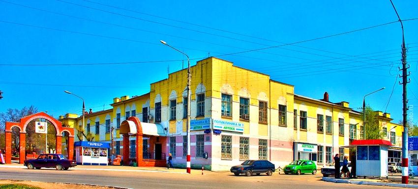 Улица Кузнечная – Маяковского
