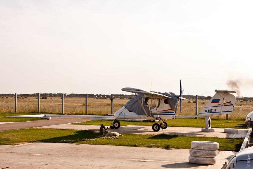 Частный аэродром