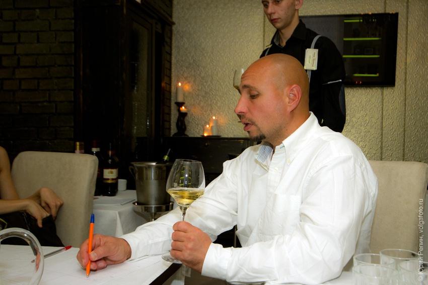Дегустация  в ресторане Cosa Nostra