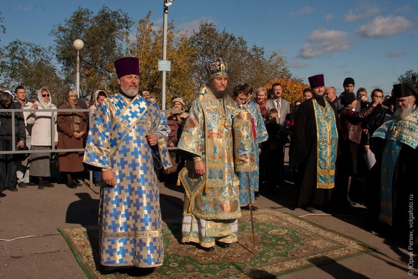 Крестный ход в честь Пресвятой Богородицы