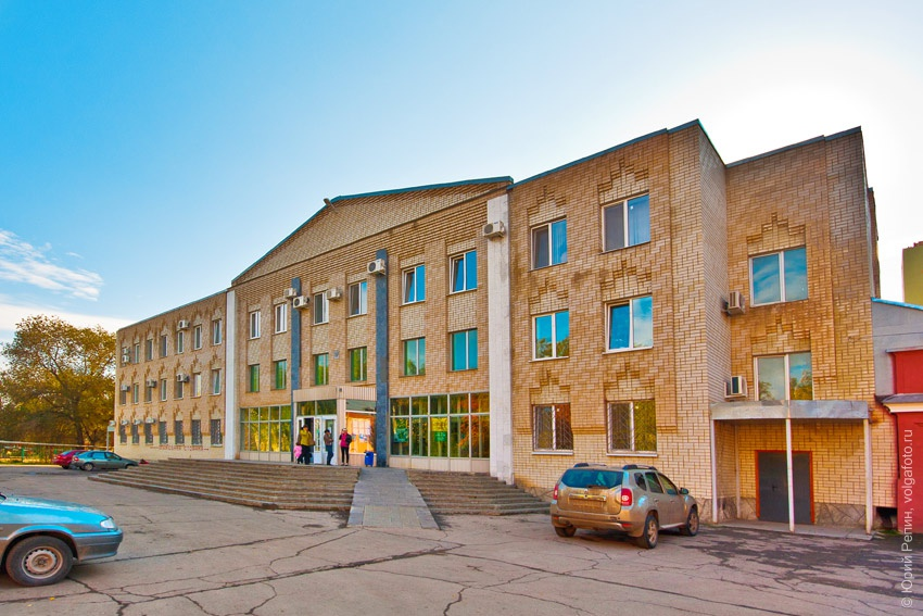 Поселок Приволжский