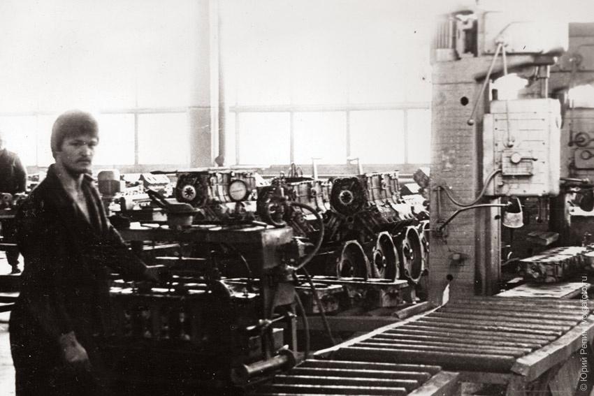 Энгельсский авторемонтный завод