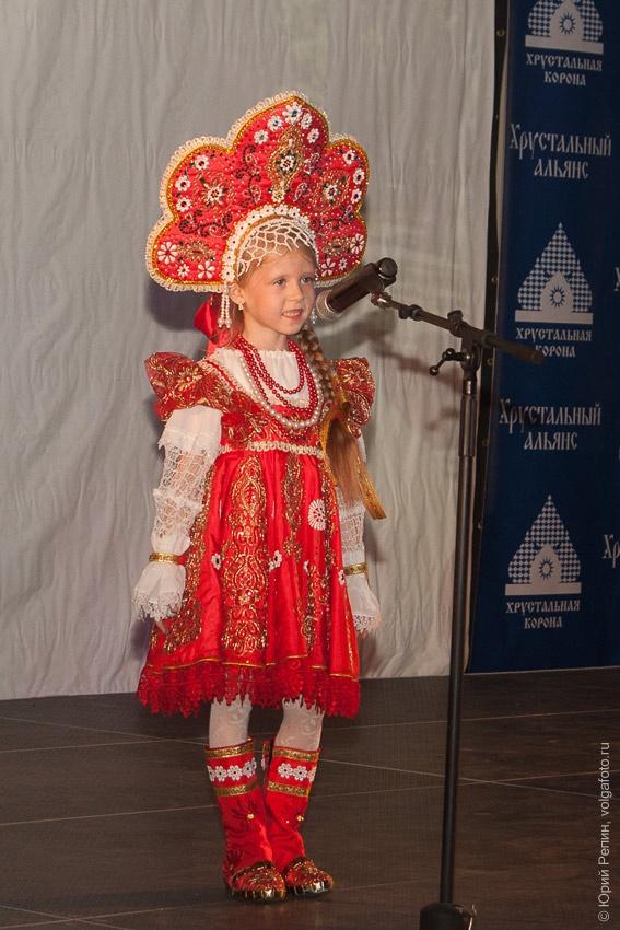 """Детский конкурс """"Хрустальная корона"""""""