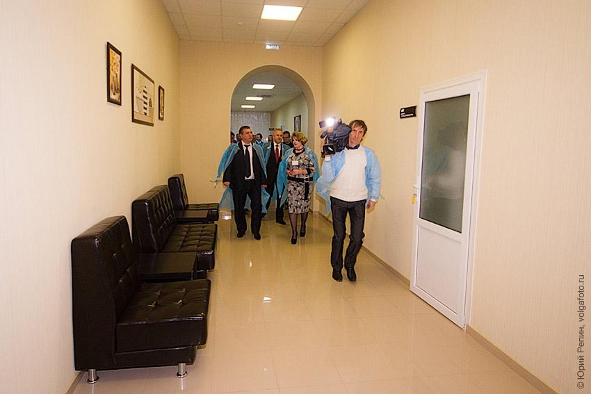 """Открытие поликлиники """"Новый век"""""""