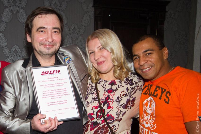 Один год ночному клубу «Гагарин»