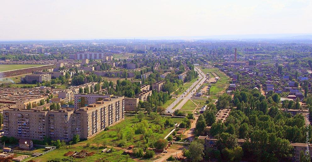 Улица им. С.Ф. Колотилова