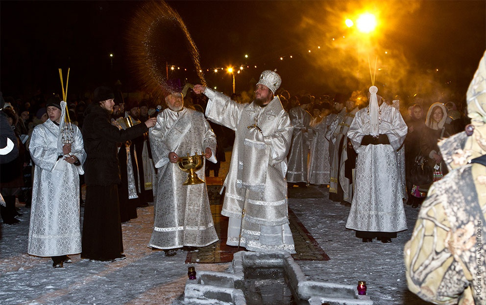 19 января 2007 праздники:
