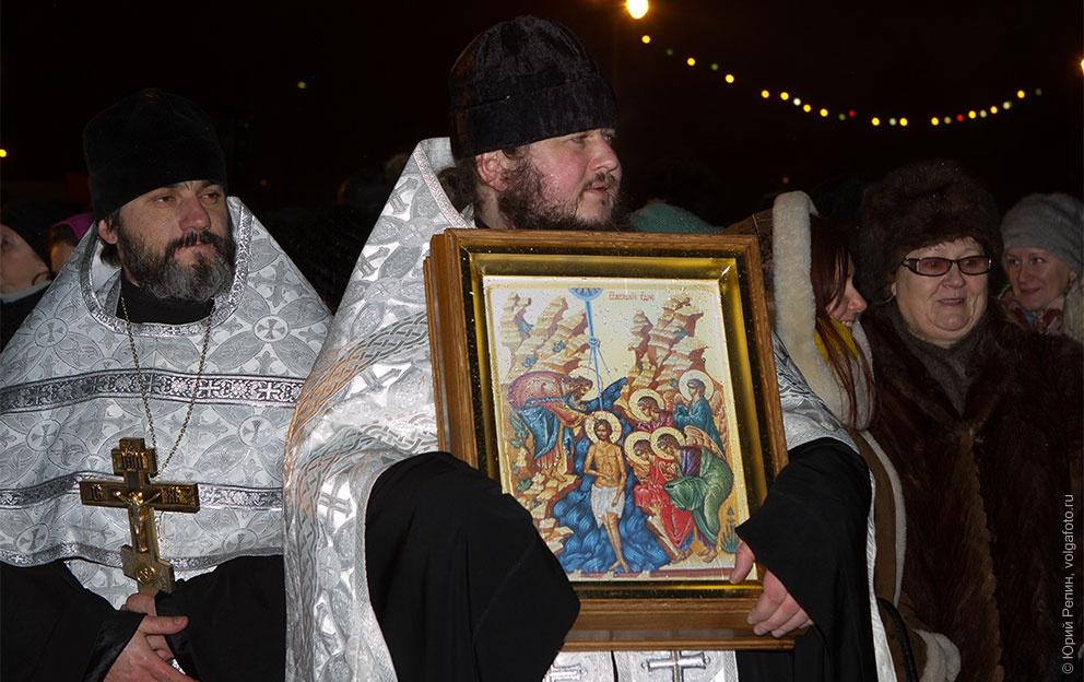 Праздник Крещение Господне (Богоявление) 19 января 2013 г.