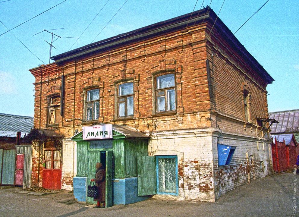 Улица Персидского (Троицкая, Троцкого)