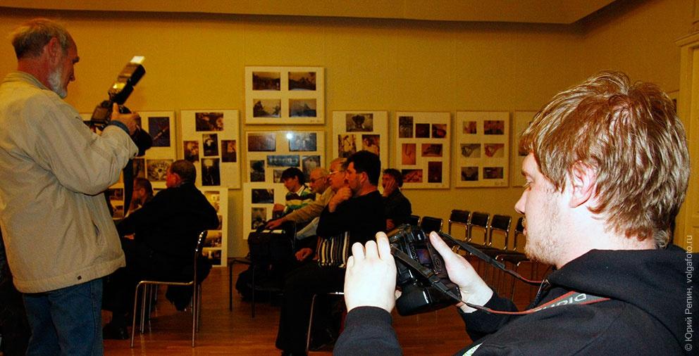 Встреча фотографов