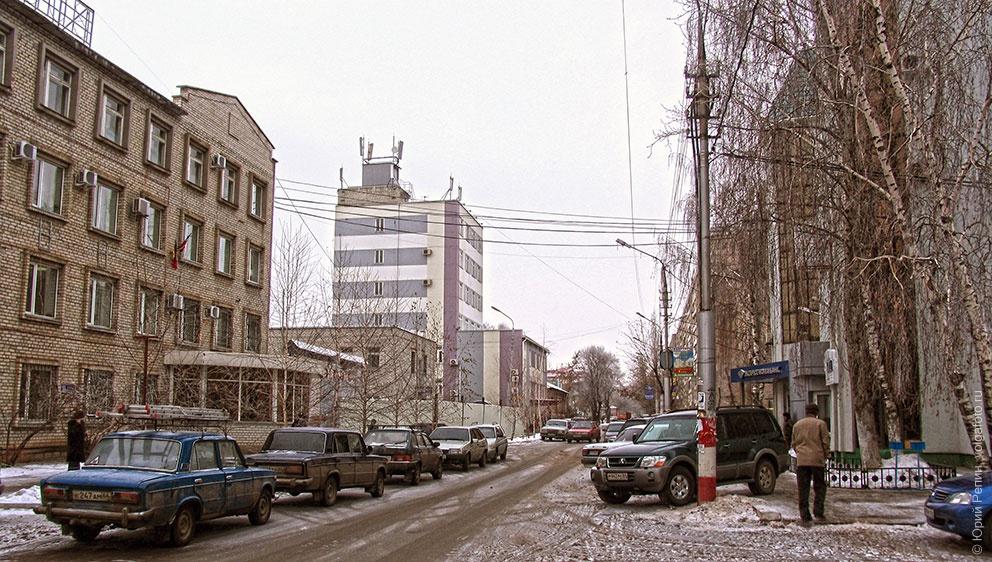 Улица имени Л. Кассиля (Аткарская)