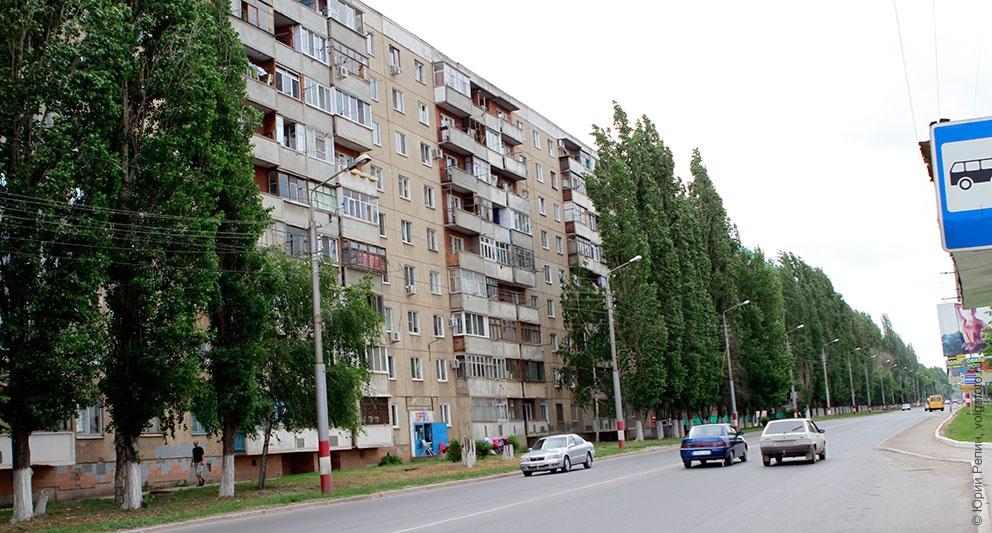 Улица имени Ю. А. Гагарина