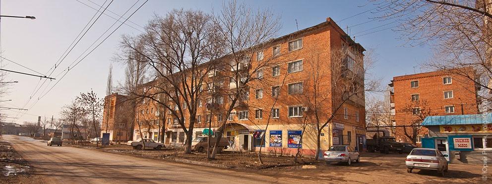 Улица Космонавтов