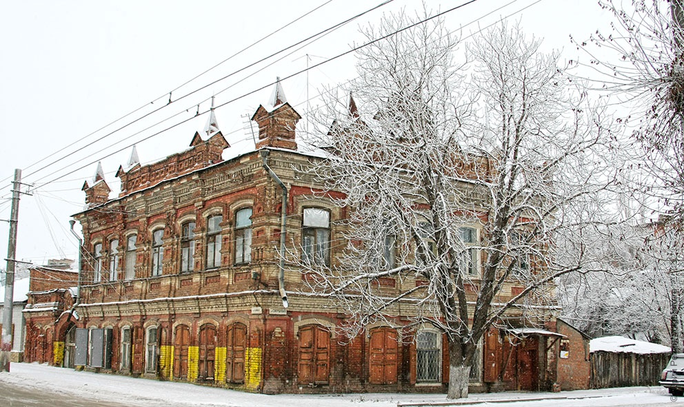 Улица Калинина (Крестовая)