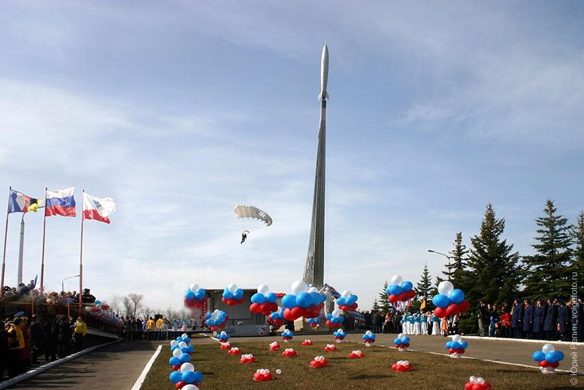 Обелиск на Гагаринском Поле