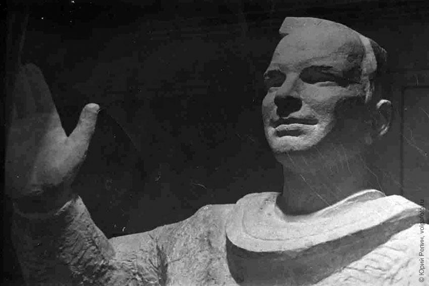 Памятник первому космонавту Земли